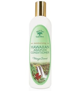 Island Soap and Candle Works Hawaiian Awapuhi Mango Coconut Conditioner 12oz