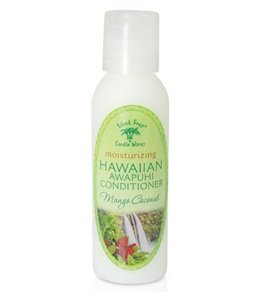 Island Soap and Candle Works Hawaiian Awapuhi Mango Coconut Conditioner 2oz