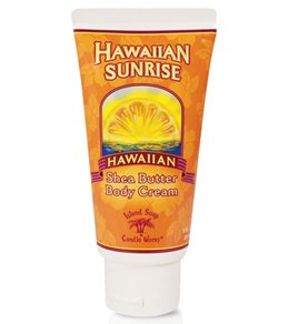 Island Soap and Candle Works Hawaiian Shea Butter Body Cream 3oz