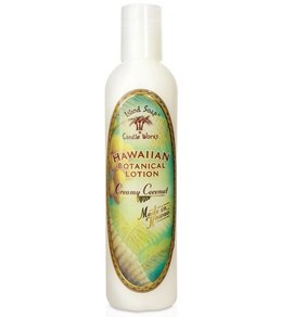 Island Soap and Candle Works Hawaiian Botanical Body Lotion 8.5oz