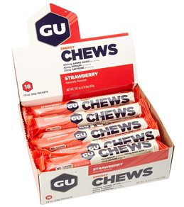 Gu Energy Chews Double Serving (18 Pack Box)