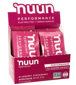 Nuun Performance Endurance Hydration Mix (12 Pack )