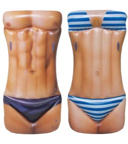 Jet Creations Man/Woman Hot Body 72'' Float