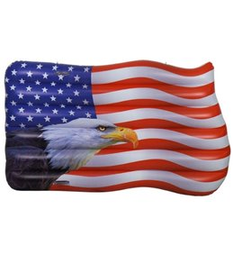 Jet Creations USA Flag with Eagle 72'' Float