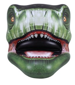 Jet Creations Big Bite T-Rex Head Prehistoric 65'' Float