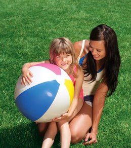 Intex Glossy Panel Ball (ages 3+)