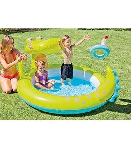 Intex Gator Spray Pool (ages 2+)