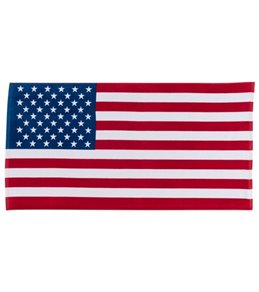 Sola 30 x 60 American Flag Towel