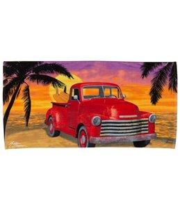 Sola 30 x 60 Sunset Classic Truck Towel