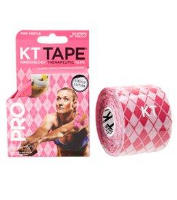 KT Tape Pro Pink Argyle