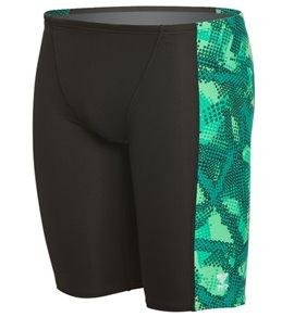 TYR Men's Vesuvius Blade Splice Jammer Swimsuit