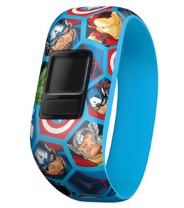 Garmin Accessory Band Only Vivofit Jr 2 Stretchy Captain America