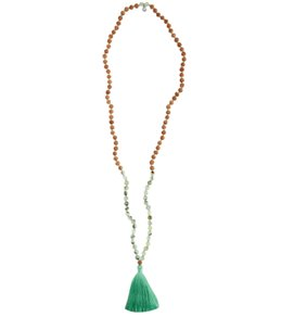 Mala Collective My Practice is Devotion Mala Necklace