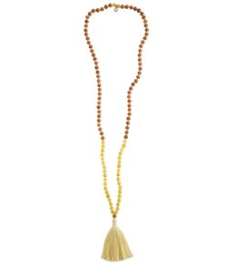 Mala Collective My Practice is Joy Mala Necklace