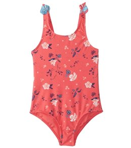 Roxy Girls' Mermaid One Piece Swimsuit (Toddler, Little Kid)