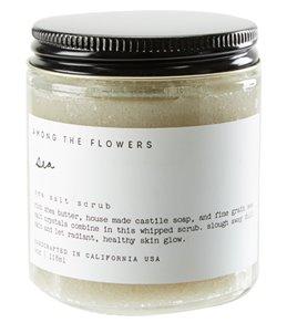 Among The Flowers Sea Salt Scrub