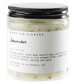 Among The Flowers Lavender Salt Scrub