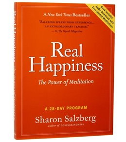 Workman Publishing Real Happiness: The Power of Meditation