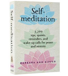 Workman Publishing Self-meditation