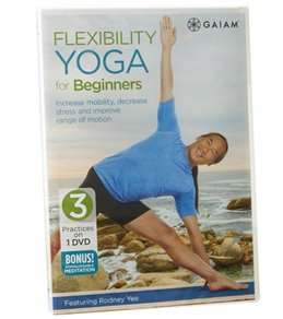 Gaiam Flexibility Yoga For Beginners