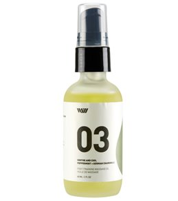 Way Of Will Soothe And Cool Massage Oil