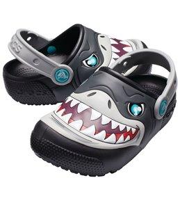Crocs Boys' Crocs Fun Lab Lights Clog (Toddler, Little Kid)