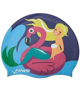 FINIS Kids' Mermaid Silicone Cap