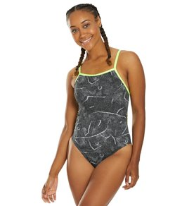 42258a04e9 Funkita Women's Crack Up Tie Me Tight One Piece Swimsuit