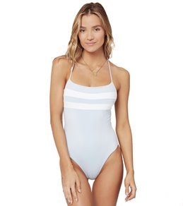 f1247a1e6 L-Space Color Block High Impact One Piece Swimsuit