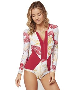 8e866847d95f4 L-Space Aloha Paradise Mod One Piece Swimsuit