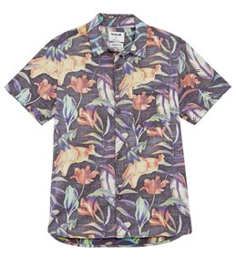 0355efbb409 Hurley Boys  Fat Cap Short Sleeve Shirt (Big ...
