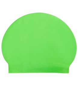 Bettertimes Solid Latex Swim Caps