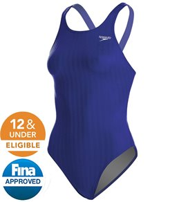 Speedo Aquablade Female Recordbreaker Tech Suit Swimsuit