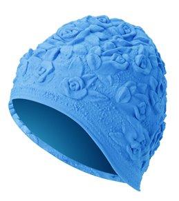 Sporti Latex Ornament Swim Cap