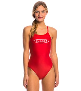 TYR Lifeguard Solid Diamondfit
