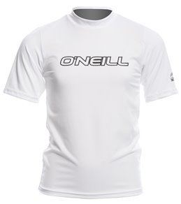 O'Neill Youth Basic Skins Short Sleeve Rash Tee