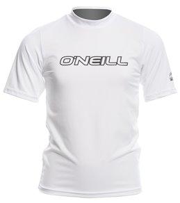 O'Neill Youth Basic Skins Short Sleeve Rash Tee