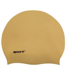 Sporti Silicone Swim Cap