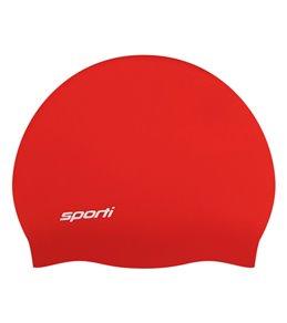 brand new b4510 b2cea Sporti Kids  Silicone Swim Cap