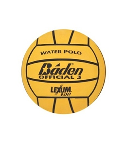 Baden Junior Size 3 Water Polo Ball