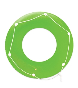 Poolmaster 48 Neon Frost Swim Tube