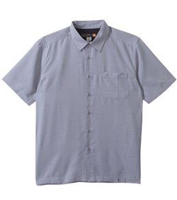 Quiksilver Waterman's Centinela 4 Short Sleeve Shirt