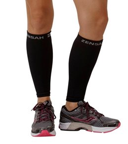 Zensah Compression Leg Sleeves (Pair)