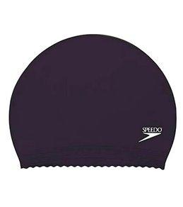 Speedo Solid Latex Swim Caps