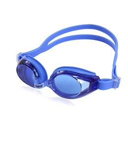 swimming goggles that fit over glasses qgb3  Sporti Antifog Positive Optical Goggle
