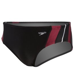 Speedo Rapid Spliced Brief Swimsuit