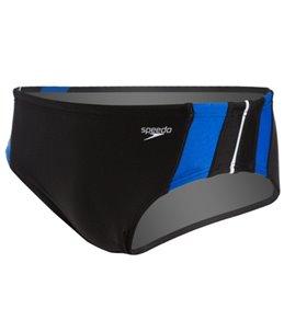 Speedo Rapid Spliced Brief Swimsuit
