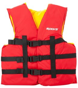 Sporti Youth USCG Life Jacket (50-90 lbs)