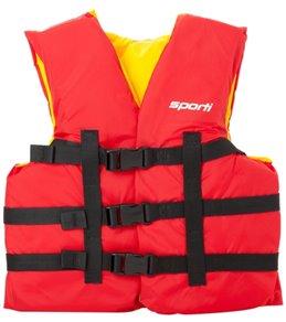 Sporti Youth USCG Life Jacket (50-90 lbs)