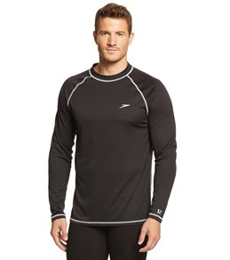 Speedo Men's Easy Long Sleeve Swim Shirt